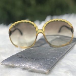 Authentic Vintage sunglasses by Christian Dior